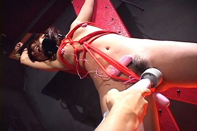 Asians Bondage clips
